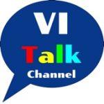 VI talk channel logo