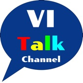 VI talk channel logo