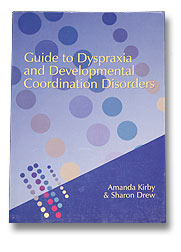 image of dyspraxia book