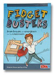 fidget busters book