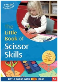 image of scissor skills book