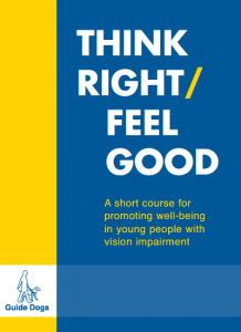 think right feel good front cover