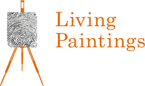 Living paintings trust logo