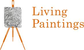 Living paintings trust logo