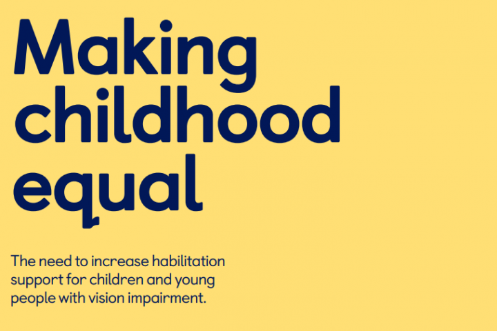 Making childhood Equal 2021