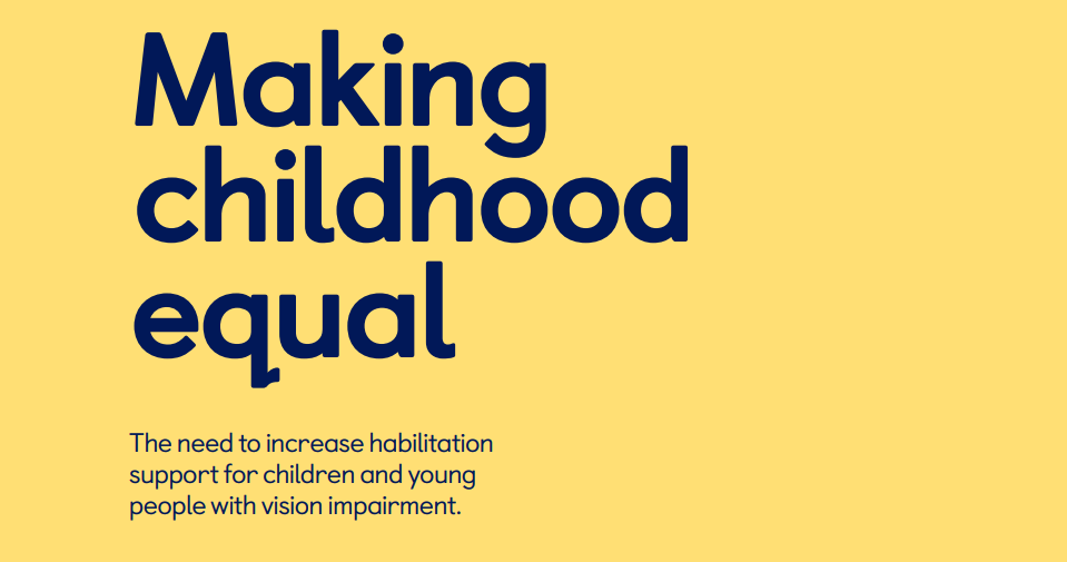 Making childhood Equal 2021