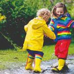 messy and muddy play